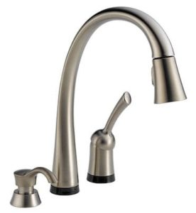 Delta Pilar 980T-SSD-DST Kitchen Faucet Review